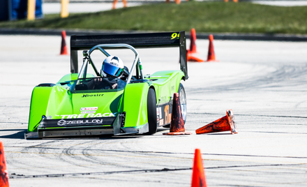 Solo Championship Event #8 - Milwaukee Region SCCA