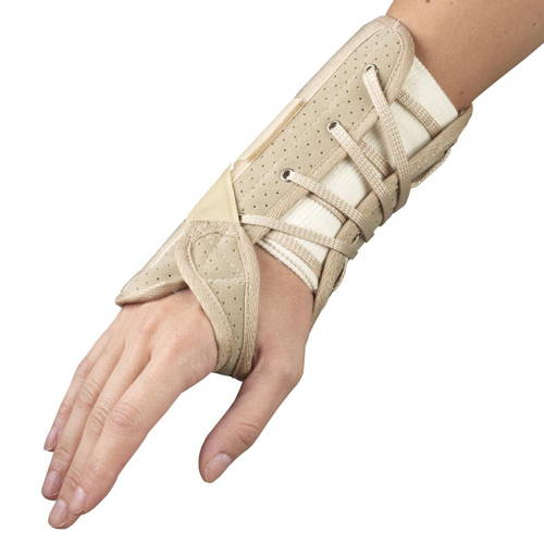 2360 / ELASTIC COCK-UP WRIST SPLINT / REVERSIBLE