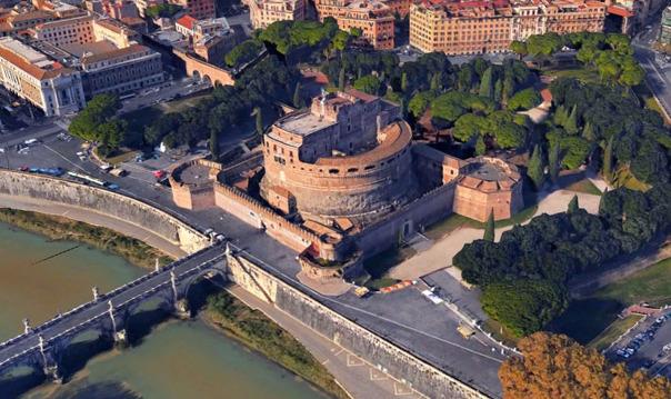 Весь Рим. О Рим – ты целый мир!