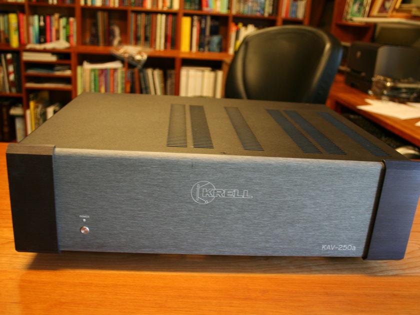 Krell KAV-250a Krell KAV-250a Krell KAV-250a 250W X 2 Amplifier
