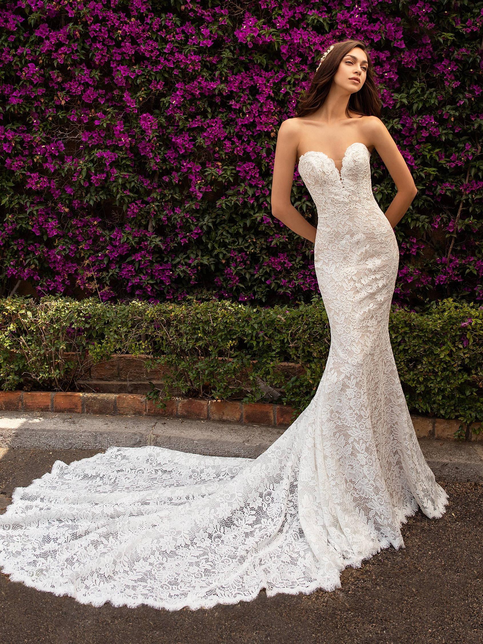 PRONOVIAS EITHEL WEDDING DRESS