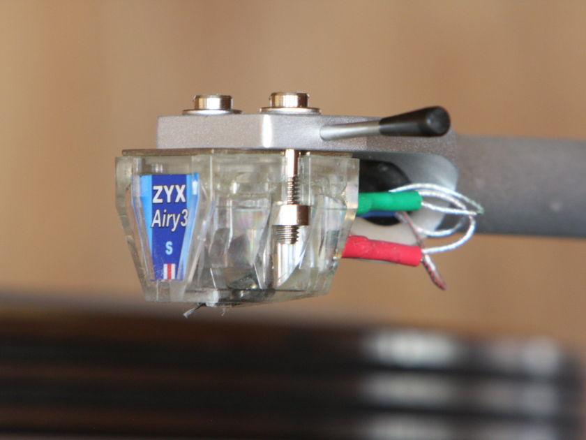 ZYX Airy 3S R-1000 SB MC Cartridge. Excellent Condition!