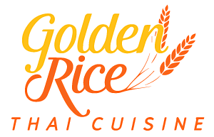 Logo - Golden Rice Thai Cuisine