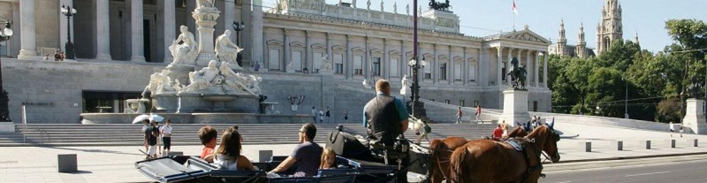 Вена город гурманов — дворцов, музыки, вкусной еды(пешеходная экскурсия)