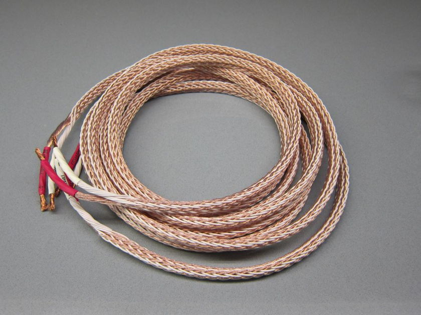 Kimber Kable 12TC 10ft/3m Speaker Cable Bare wire termination