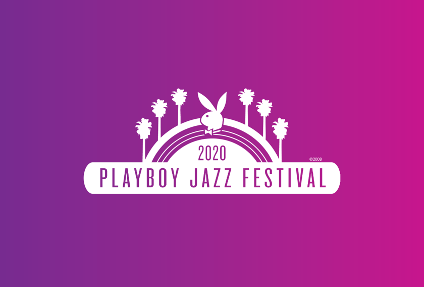 Playboy Jazz Festival artwork