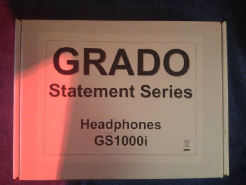 Grado GS-1000 Headphones