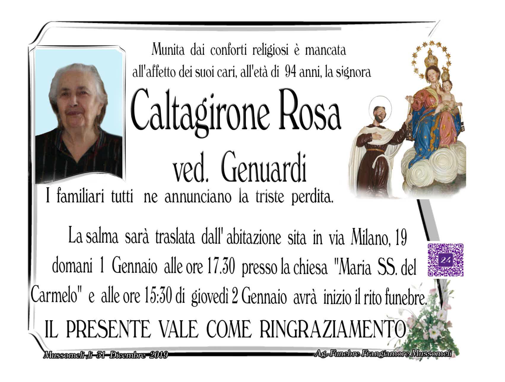 Rosa Caltagirone