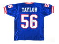 Lawrence Taylor Hand-Signed New York Giants Jersey
