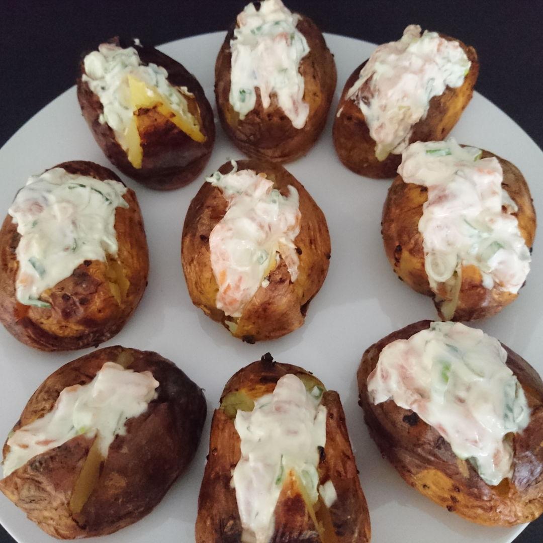 Date: 18 Nov 2019 (Mon) 12th Side: Baked Potato [105] [112.7%] [Score: 10.0] Dish Type: Side