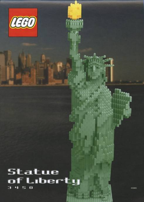 LEGO 3450 Statue of Liberty