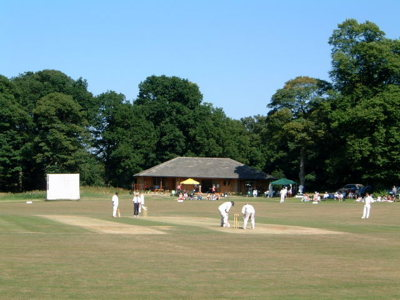 Cawthorne Cricket Club Logo