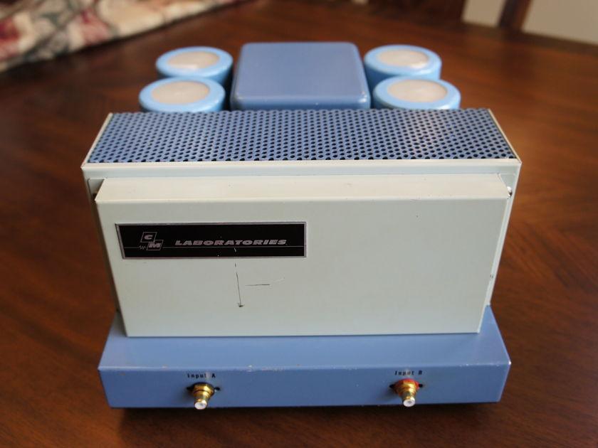 CM Labs 35d Power Amplifier