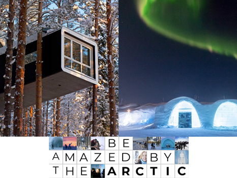 An Arctic Adventure Bucket List Trip for Two!