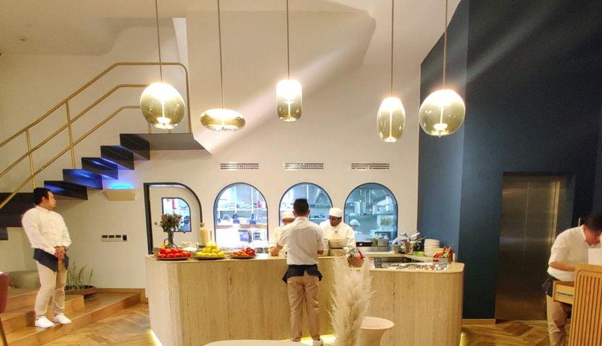 صورة Okto Restaurant