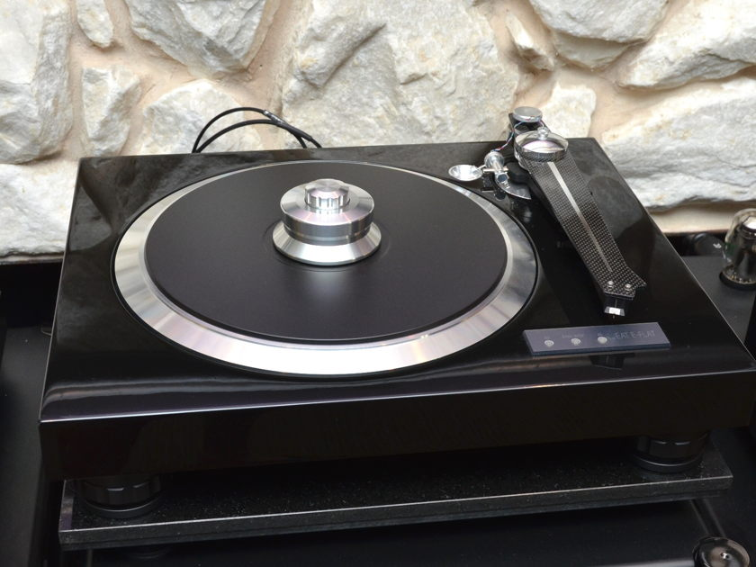EAT E-FLAT Reference Turntable