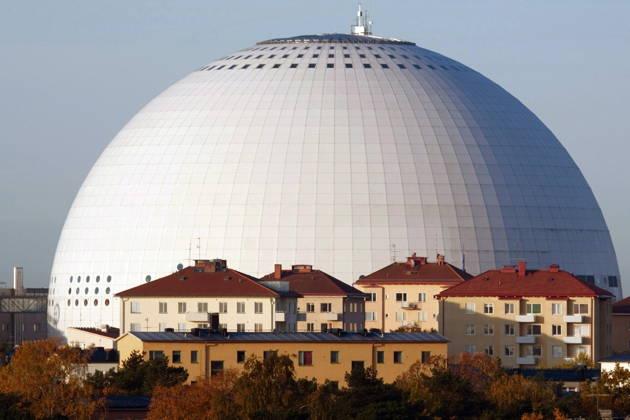 Стокгольм архитектурный