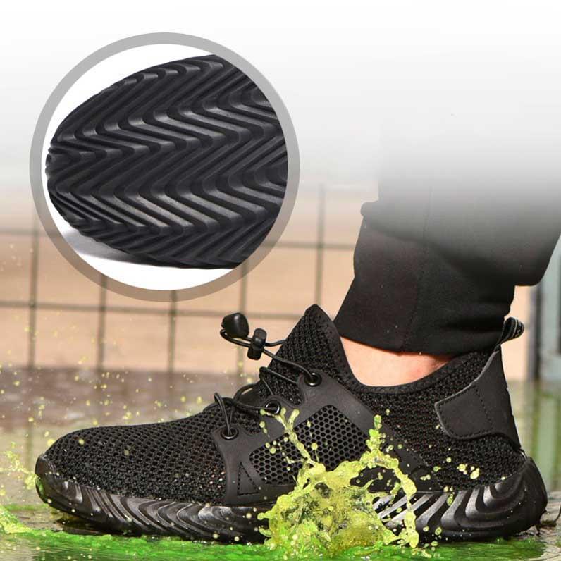 comfy steel toe shoes, warehouse shoes women's, hard toe tennis shoes
