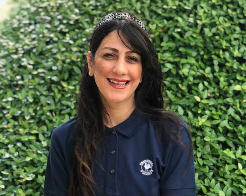 Ms. Lily Karambin , Floater Teacher