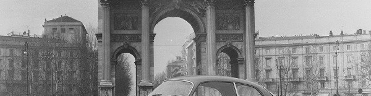 Автомобильная экскурсия по Милану