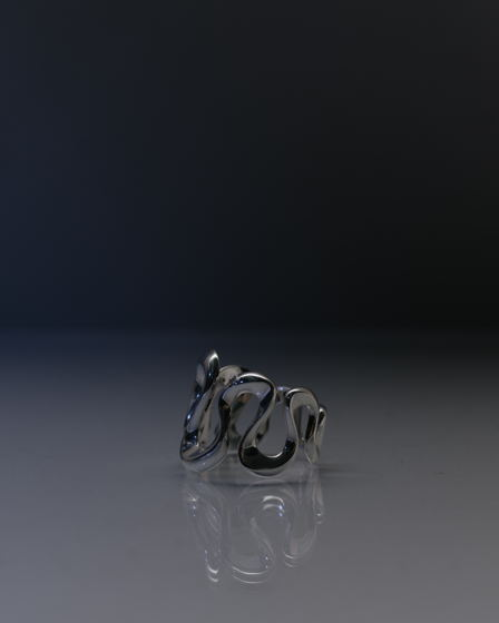 Кольцо «Волны» New