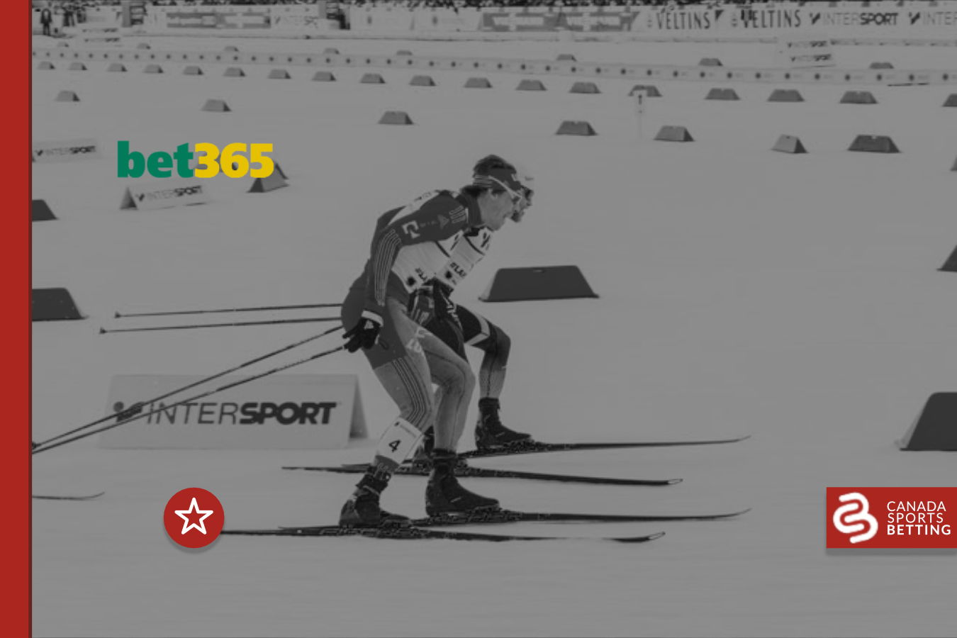 Winter Sports Markets offered at Bet365
