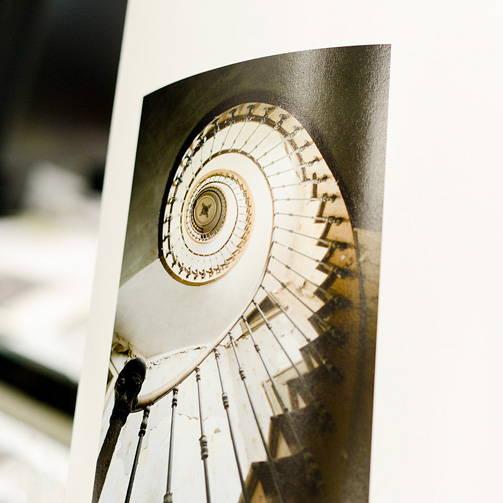 Fine art photo paper