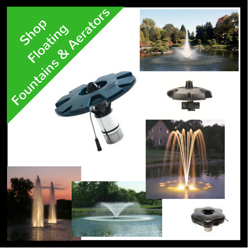 Shop Floating Fountains & Aerators