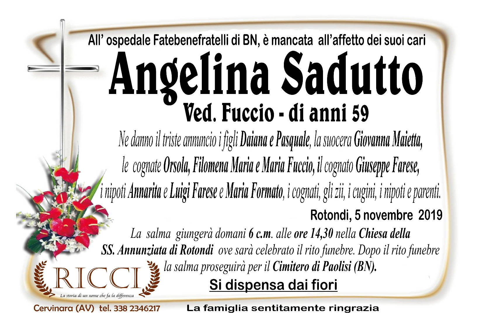 Angelina Sadutto