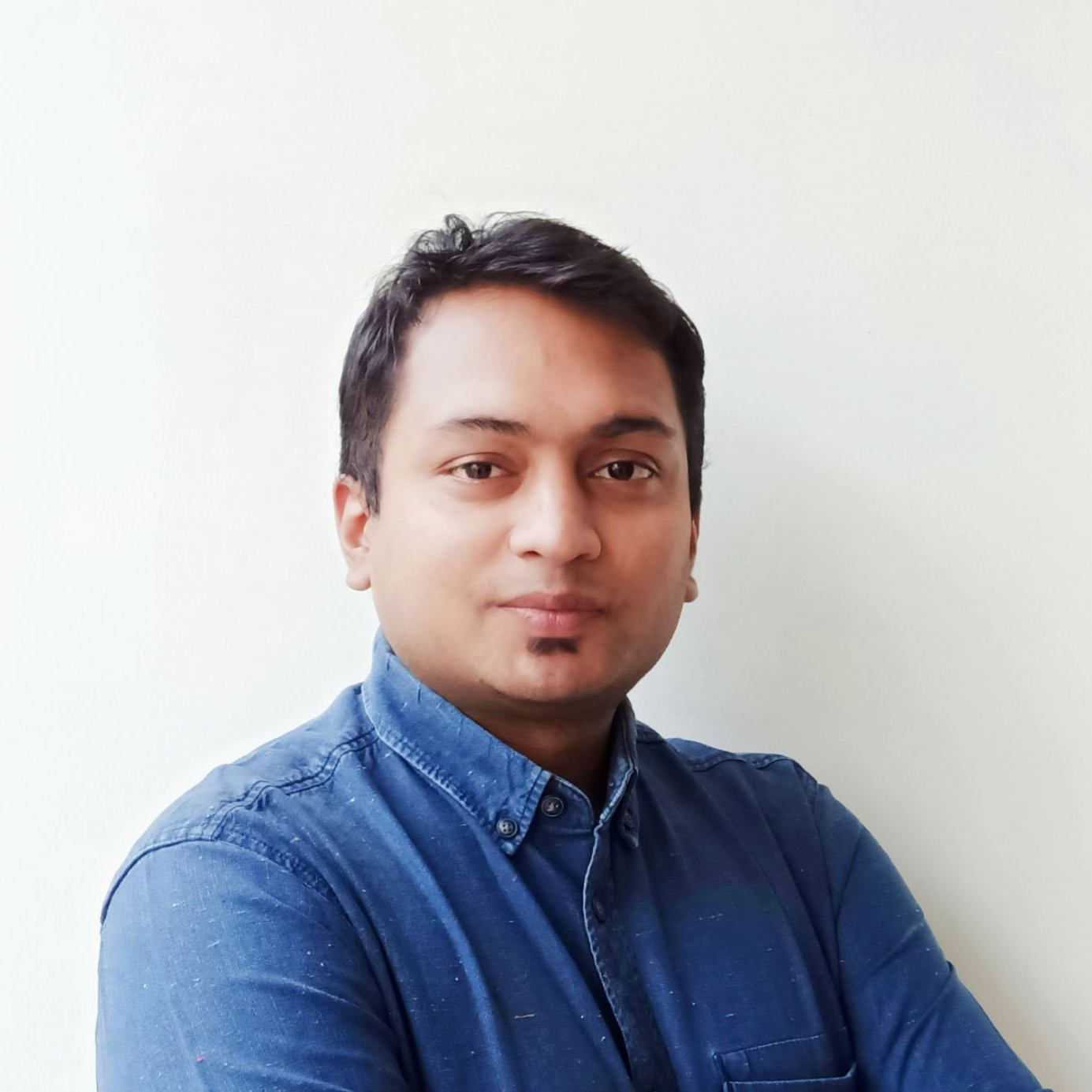Ankur Gupta, freelance Python developer