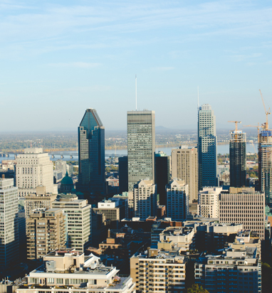 Montreal - Fall 2018