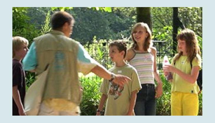 zoo dortmund entdeckungstour mit zoolotsen