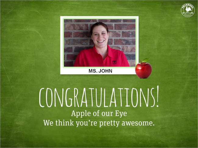 Ms. John