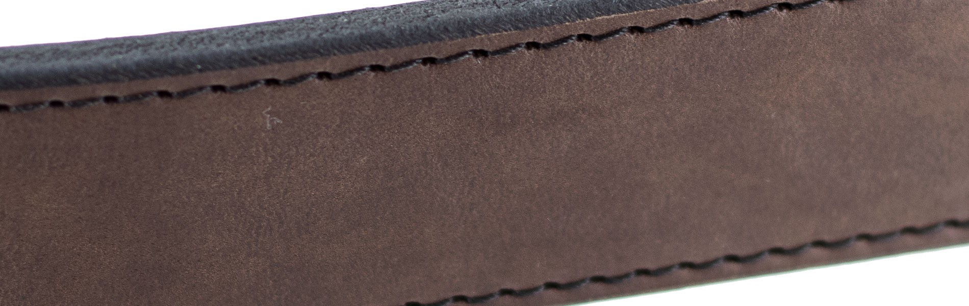 Hanks Extreme Gun Belt Stitching Detail