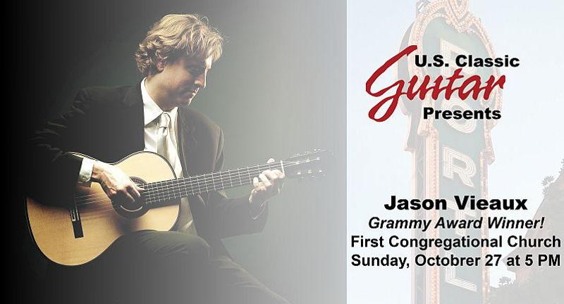 Jason Vieaux Grammy Award Winner