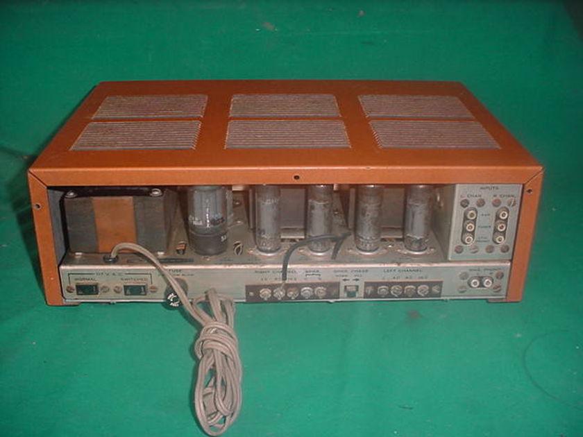Heath-Kit EL/84/6BQ5  AA 151-A  Mullard EL-84's /  5AR4/GZ-34