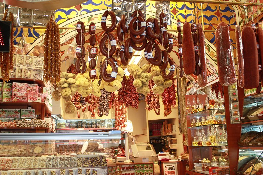 Шоппинг в Стамбуле - популярные места и их особенности