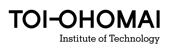 Toi Ohomai Institute of Technology logo