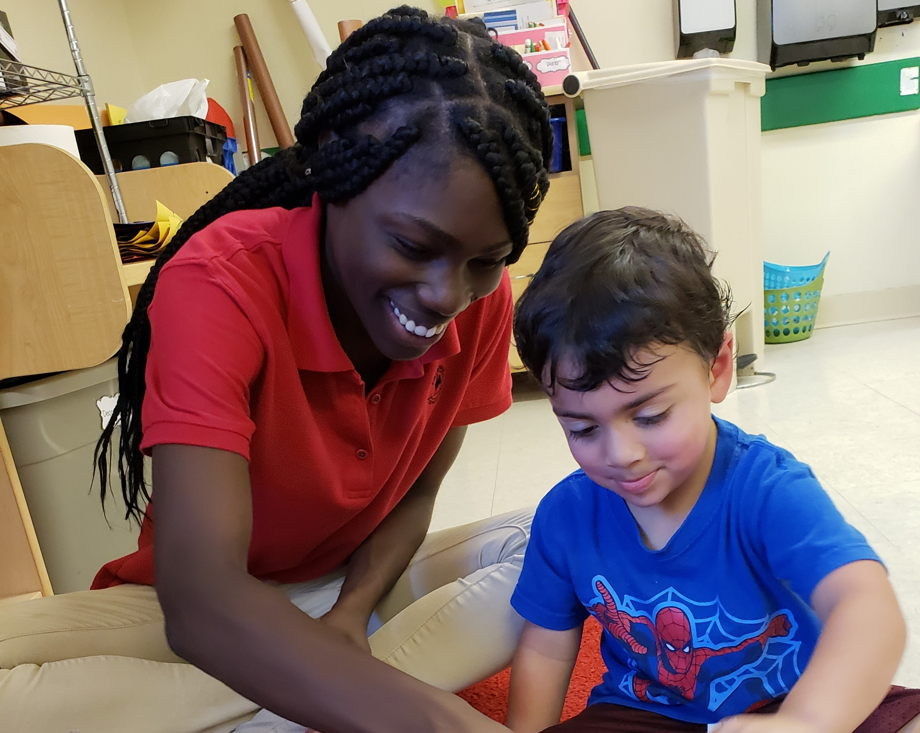 Ms. Sims , Toddler Lead Teacher