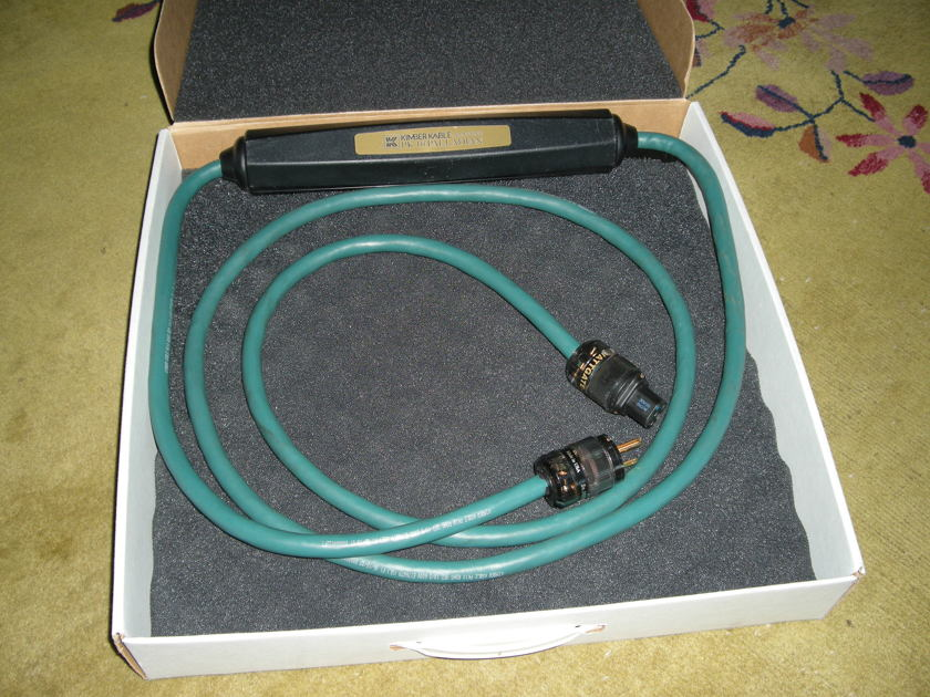 Kimber   PK-10 Palladian-10ft Power Cord