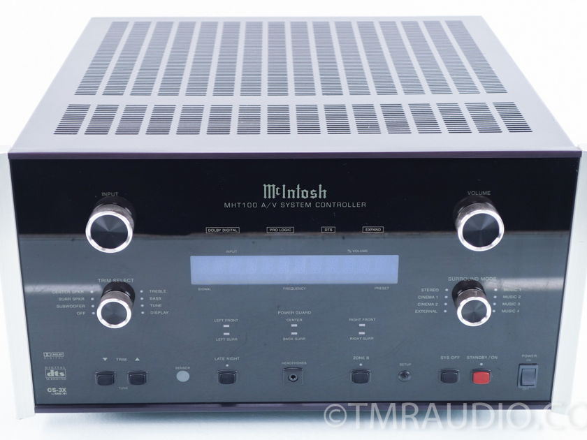McIntosh MHT100 Home Theater Receiver / System Controller (9482)