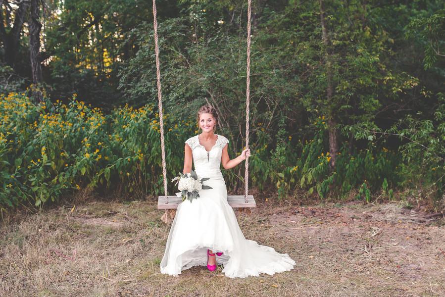 Rustic Outdoor Bridals