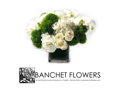 Private Floral Arranging Class for 6 from Banchet Flowers