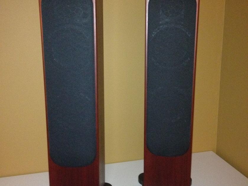 Monitor Audio Silver RS6 Floorstanding Speakers