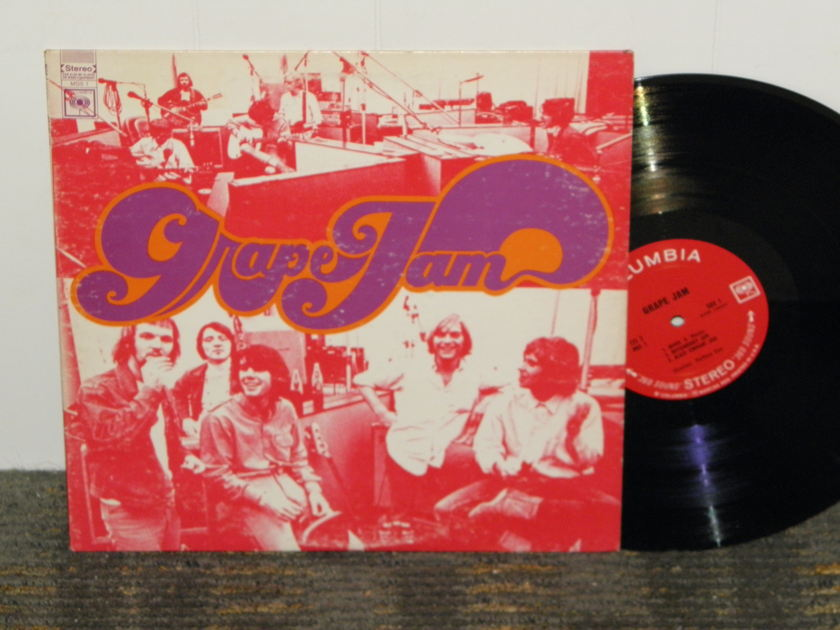 "Moby Grape ""Grape Jam"" - Greatest Hits"" Columbia MGS 1 <360> 2 eye label Special Tk'sgiv'n 25% off+ free ship!"
