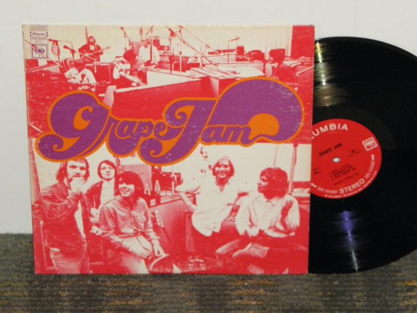 "Moby Grape ""Grape Jam"" - Greatest Hits"" Columbia MGS 1 <360> 2 eye label"