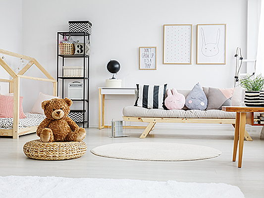 Sintra - Read our winter tips for the best materials and bedding to keep your baby's nursery cosy all winter.