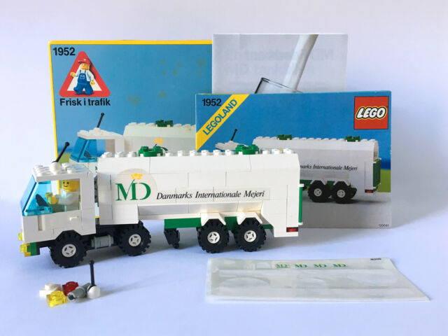 LEGO Milk Truck
