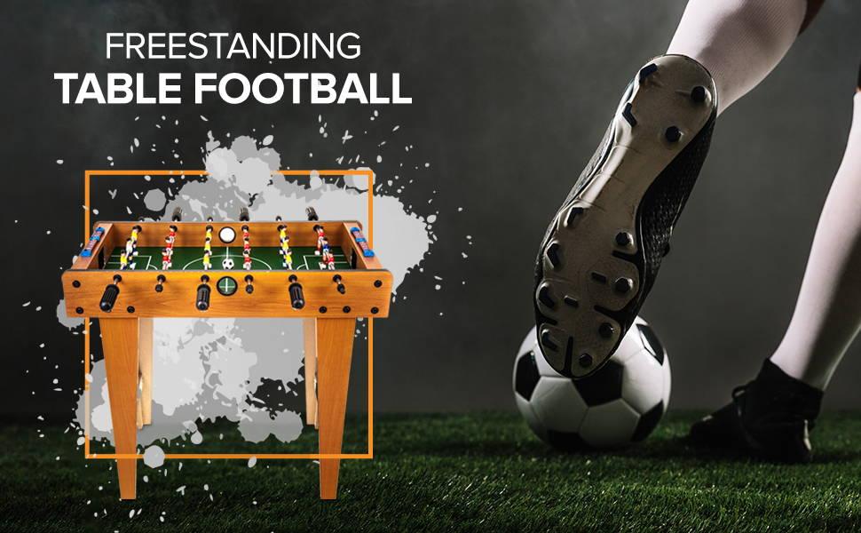 Freestanding Table Football