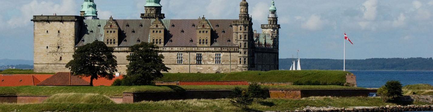 """Замок принца Гамлета """"Кронборг"""" для детей. На поиски двух принцев!"""